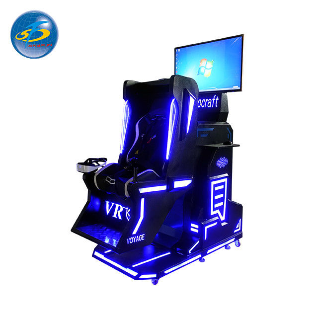 Ergonomic Design 360 Degree VR Chair Flying Simulator Rotate Game Machine
