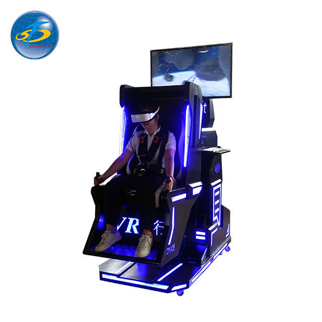 One Seat Virtual Reality Flying Simulator , Amazing 9D Virtual Reality Experience